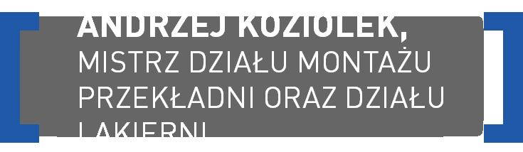 Andrzej Koziolek